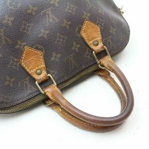 Louis Vuitton Bags - Auth Louis Vuitton Alma Bag #1065L17